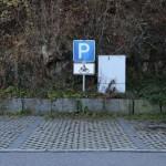 Motorrad Stellplätze