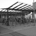 Fahrrad Stellplätze