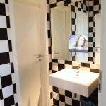 Promotion / Digitale Werbung / Toiletten Spiegel