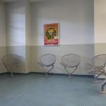 Wartezimmer / Werberahmen