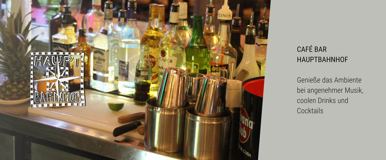 Cafe Bar Hauptbahnhof